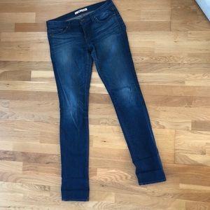 "J Brand ""Bijou"" Indigo Skinny Jeans"